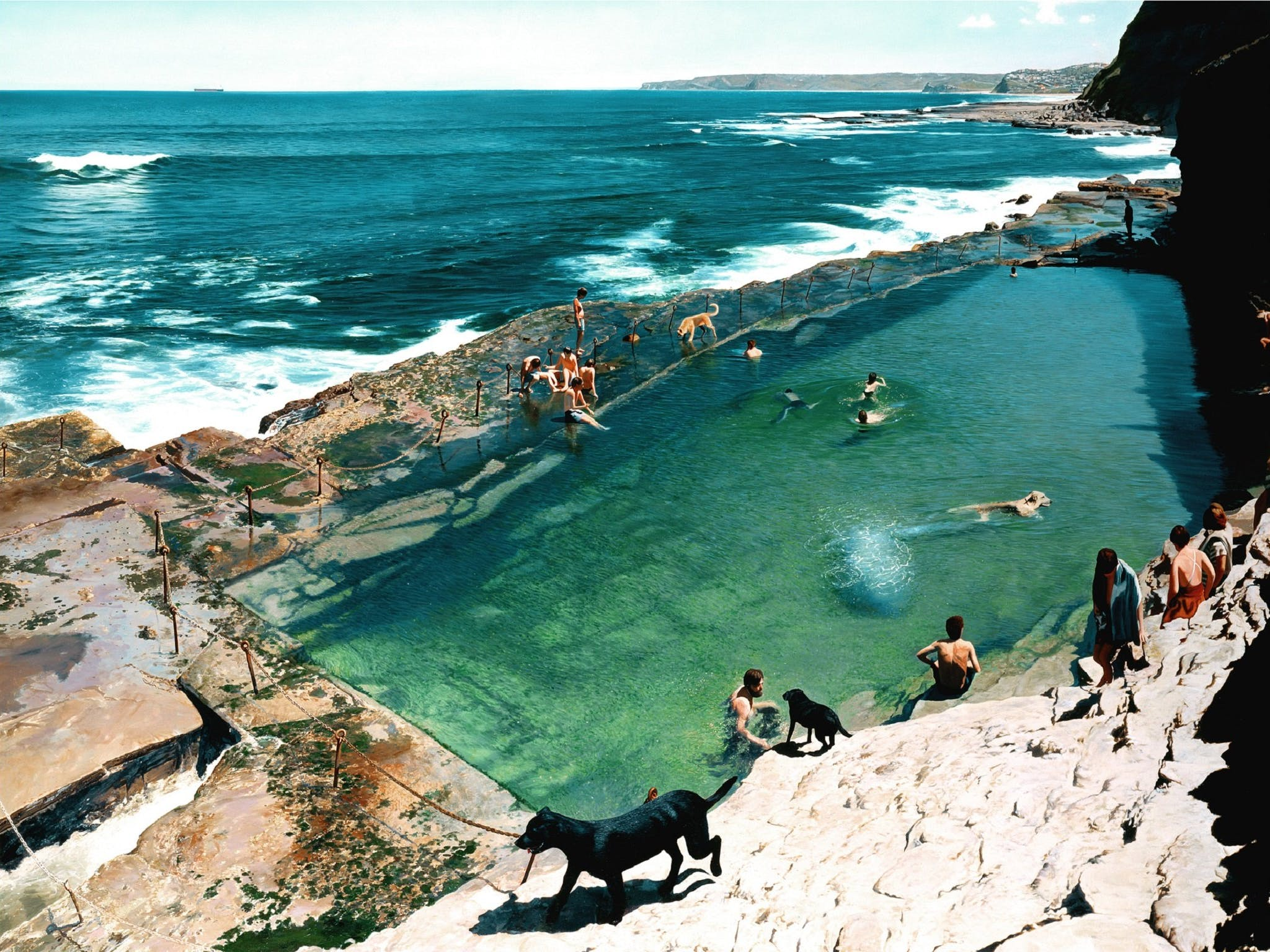 newcastle ocean pool