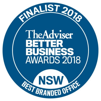 2018 Better Business Awards NSW