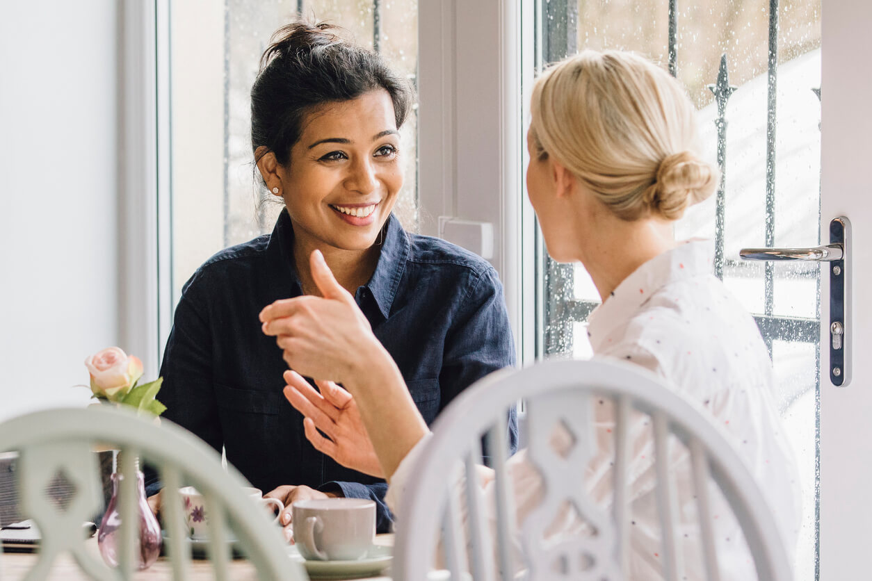 Why talking about money helps women build wealth