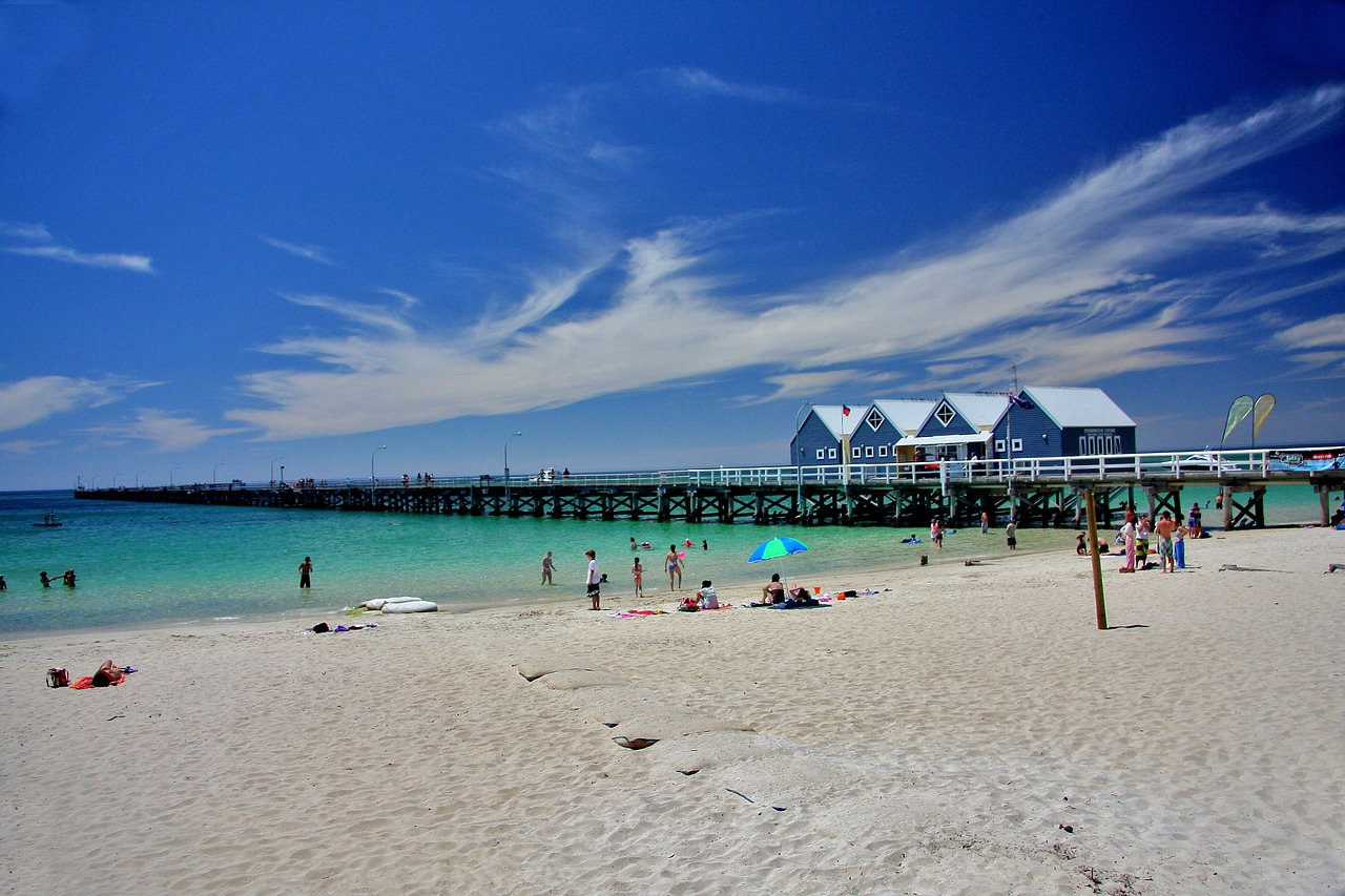 Combine your beach break with winery tours in Busselton.