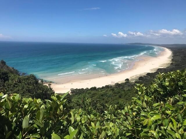 Byron Bay encourages healthy, outdoor living