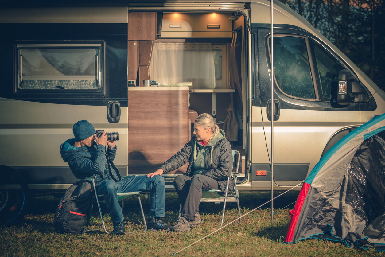 Take the family on a caravanning adventure.
