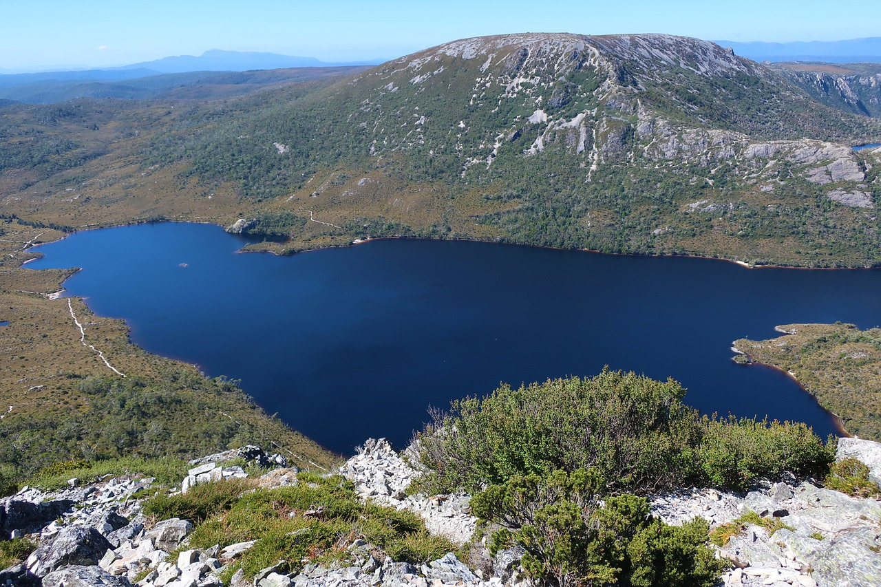 Cradle Mountain Caravan Park offers home away from home