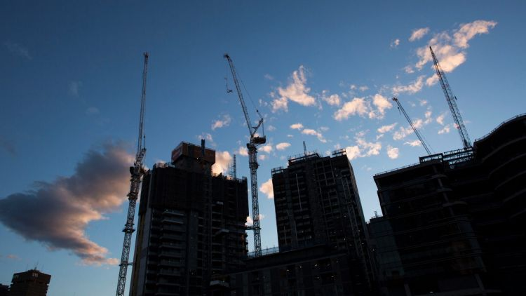 Cranes in Melbourne, Brisbane and Sydney have experts concerned about oversupply
