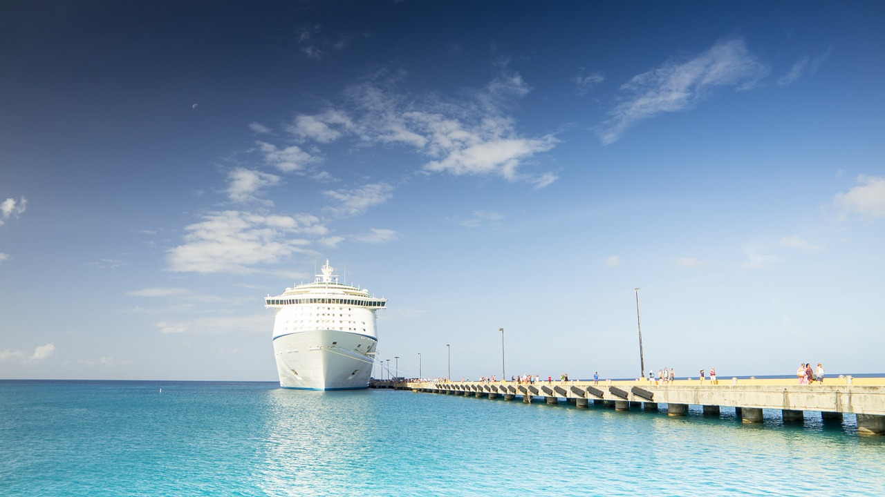 A cruise is the perfect getaway for a family.
