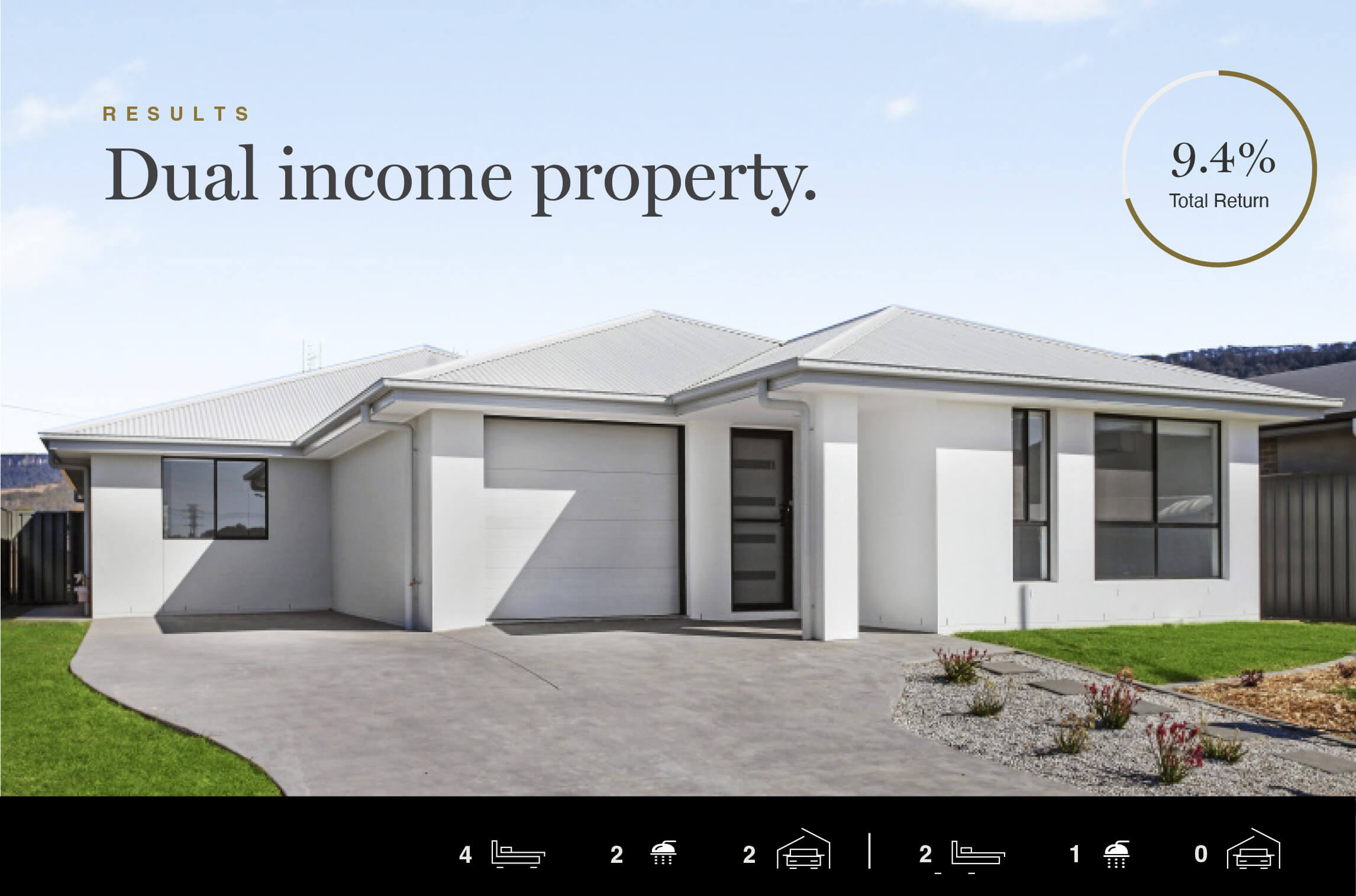 Dual Income home in Horsley