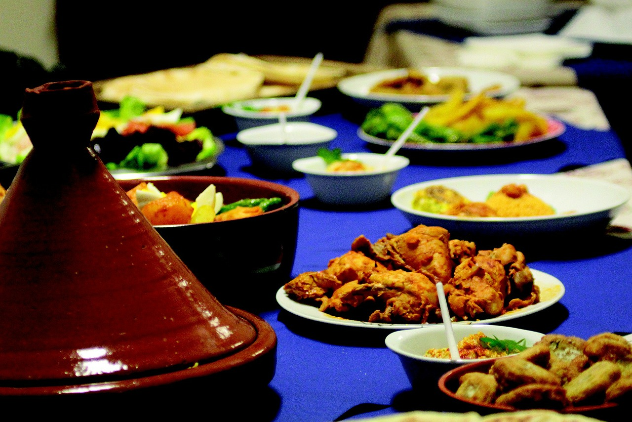 Local restaurants, markets or street stalls are generally great-value for money.