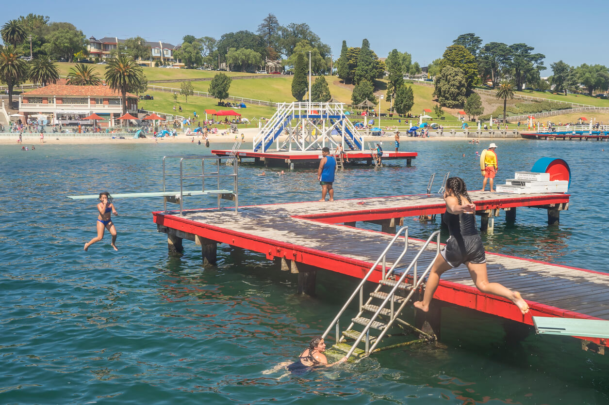 Geelong is a city made for family recreation.