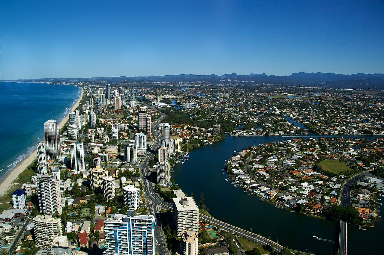 The Gold Coast is world-famous for thrills, spills and screams.