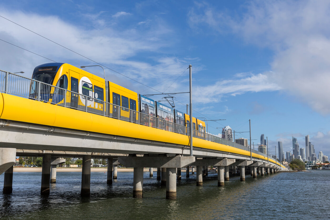 Big public transport projects in Australia