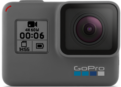 Document your adventures on video