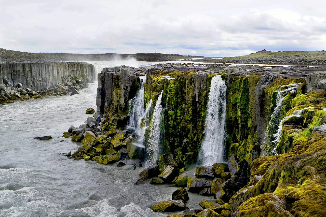 Iceland is an awe-inspiring country