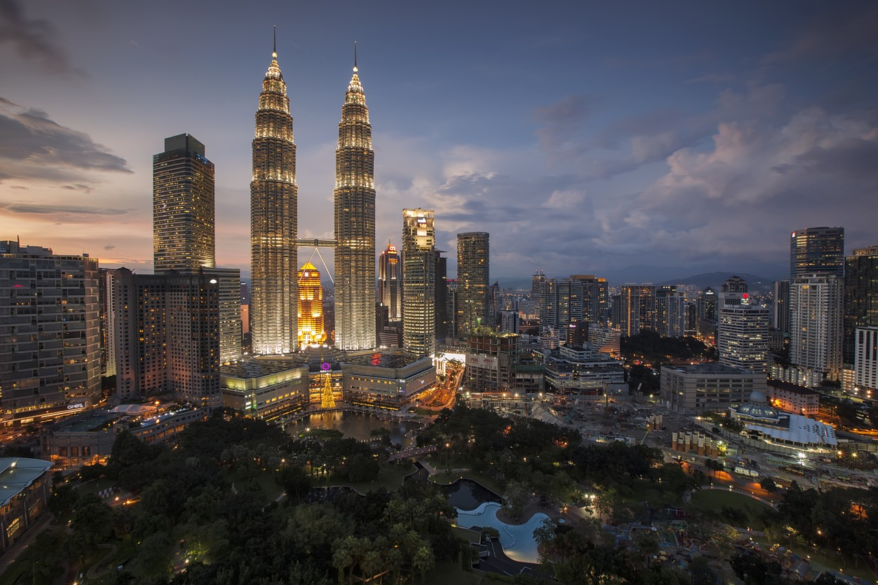 Kuala Lumpur is a cosmopolitan haven of shops, restaurants and affordable hotels.