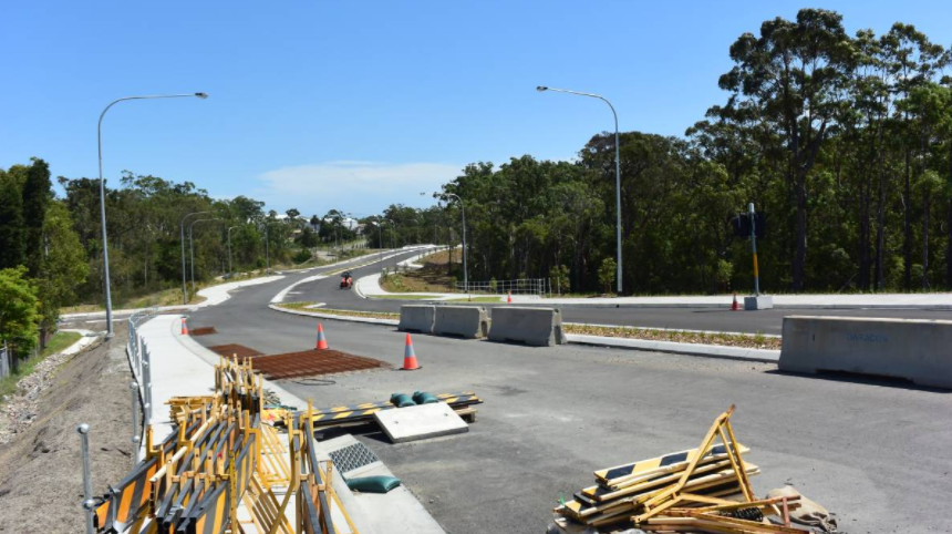 Lake Macquarie Transport Interchange Stage 1 Opens