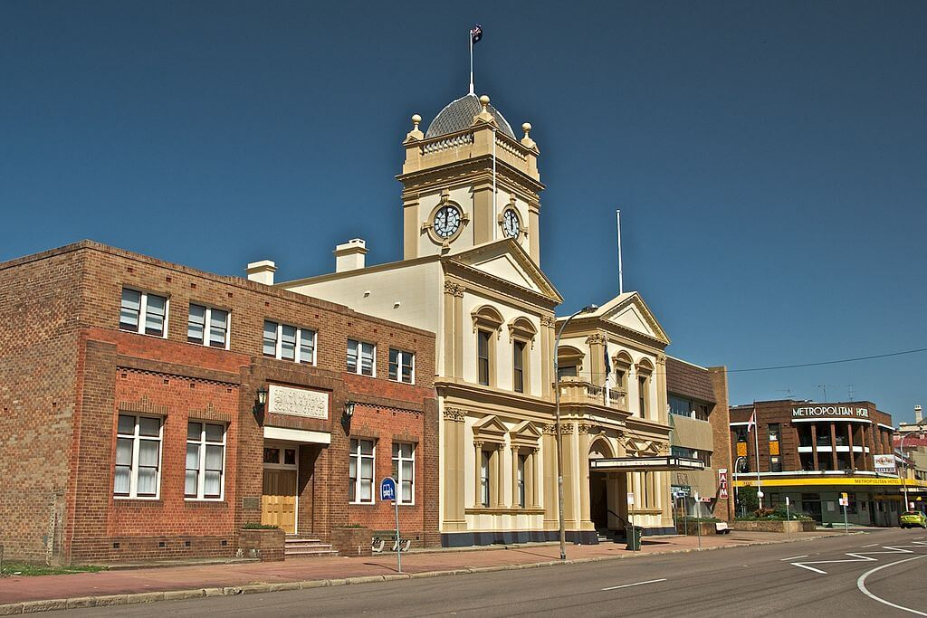 Maitland's historic colonial buildings