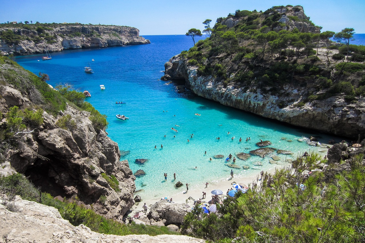 For aqua seas and sunset sangrias, it's hard to beat the Balearic Islands.
