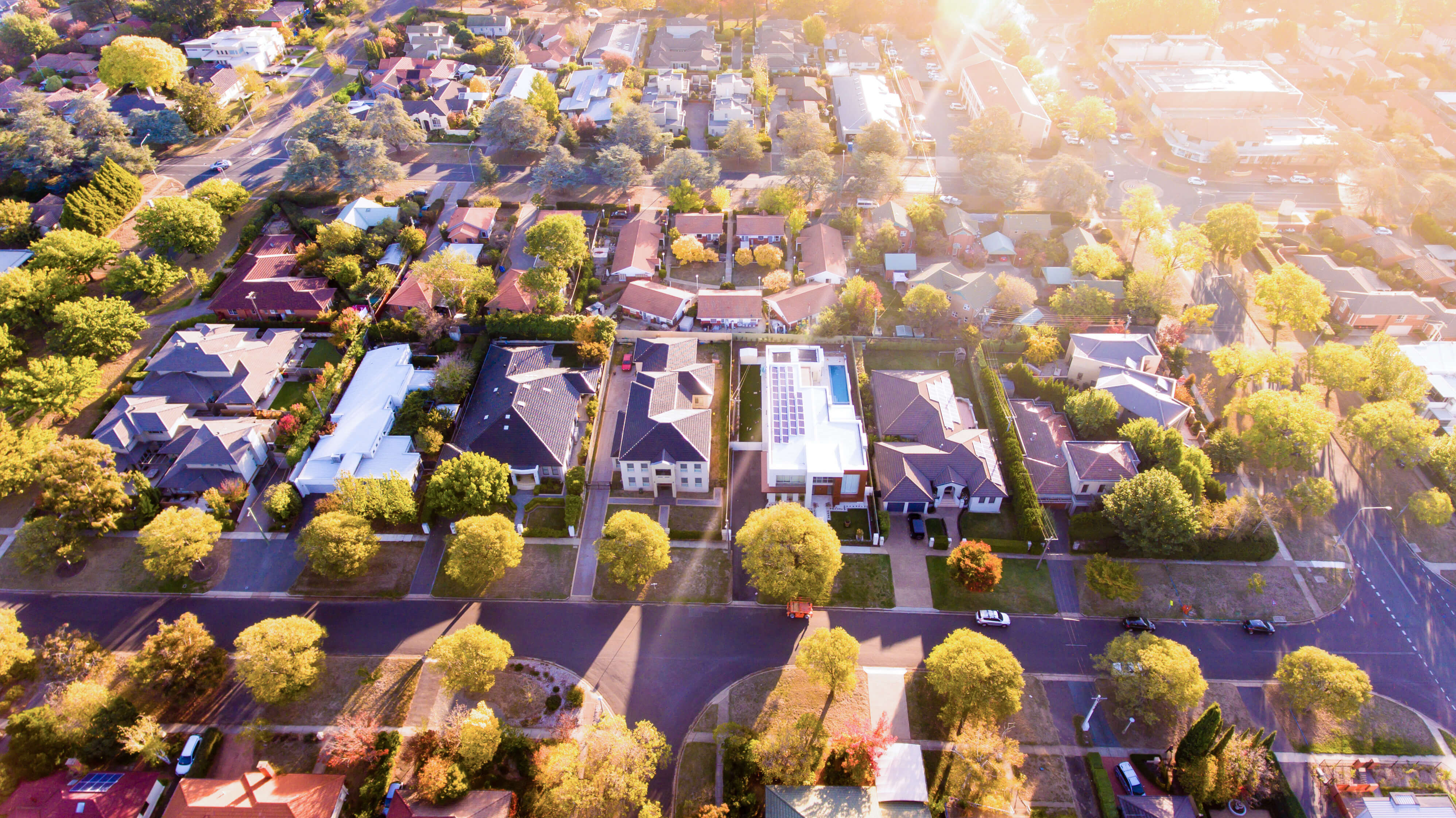 Emerging growth areas and property investment