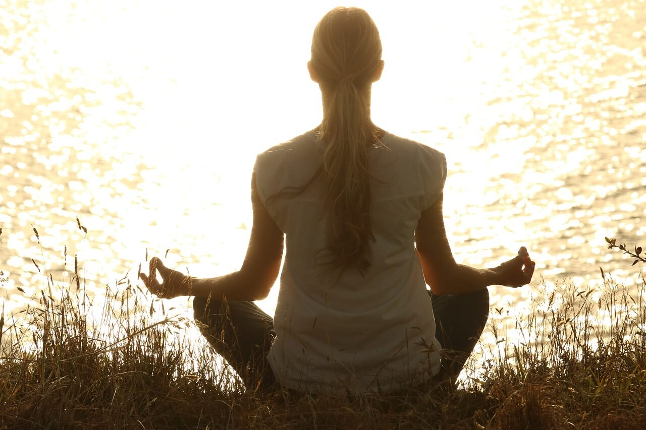 Meditate to gain greater clarity of mind.