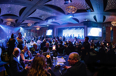 MFAA Excellence Awards Presentation Dinner on 26 June 2017 at The Hilton, Sydney