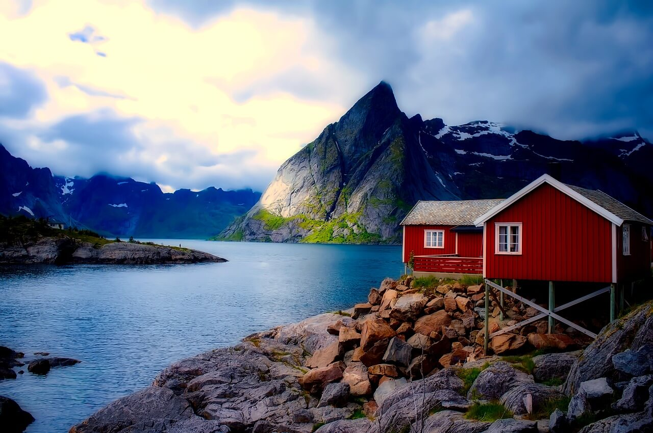Fjords, majestic waterfalls and Viking history