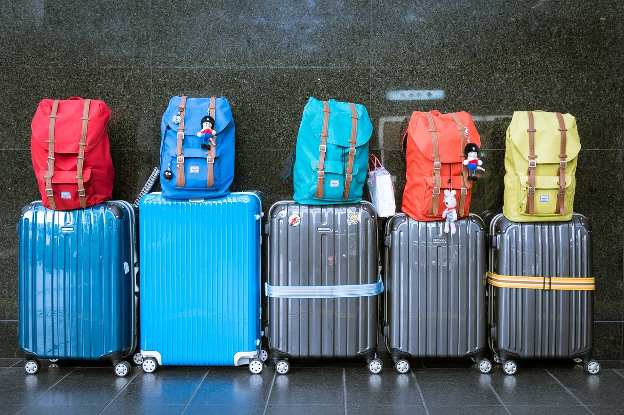 Invest in luggage that suits your purposes perfectly.