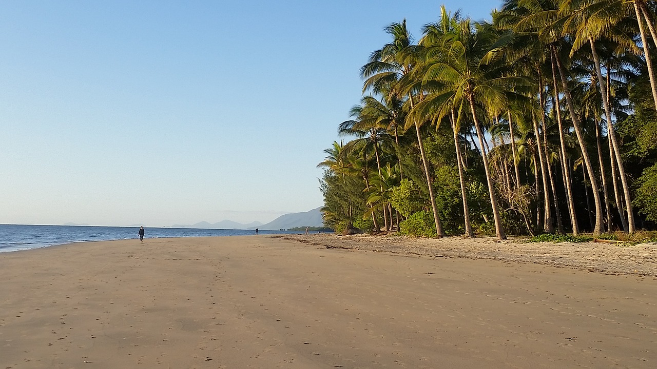 Port Douglas is perfect for families and campers.