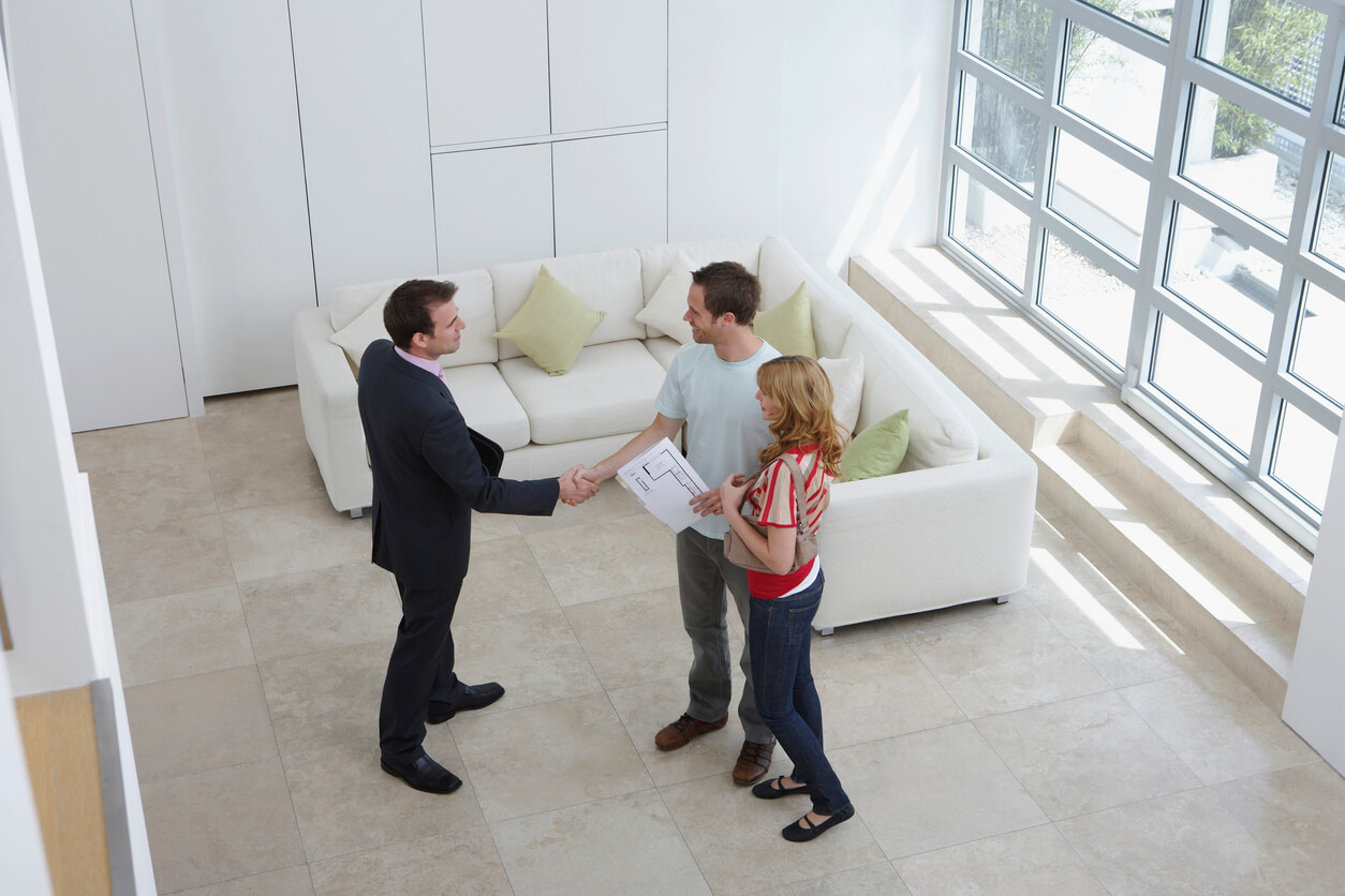 Agents are hoping a tenant will impress them.