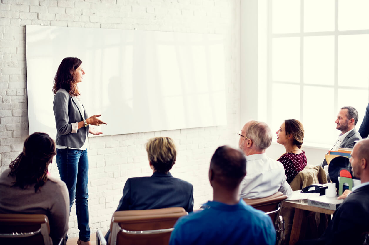 Public speaking courses enhance your interactions.
