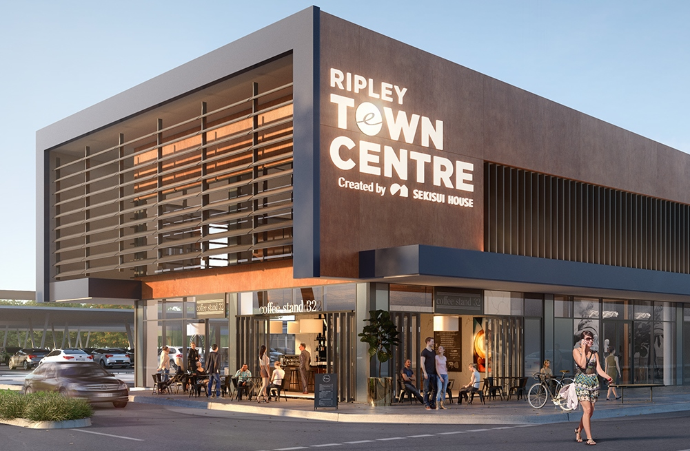 Ripley Town Centre: south-east Queensland