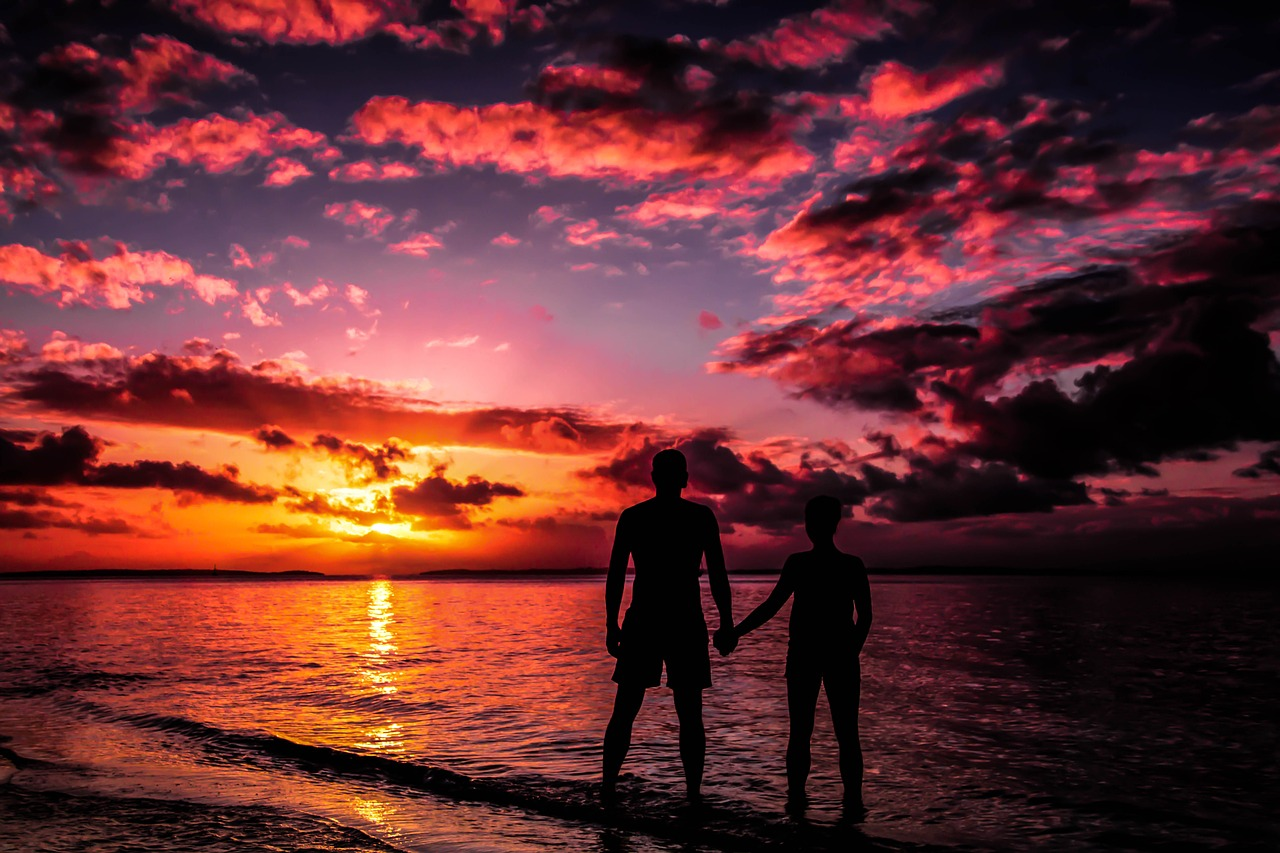 Invest time in your relationship on Fraser Island.