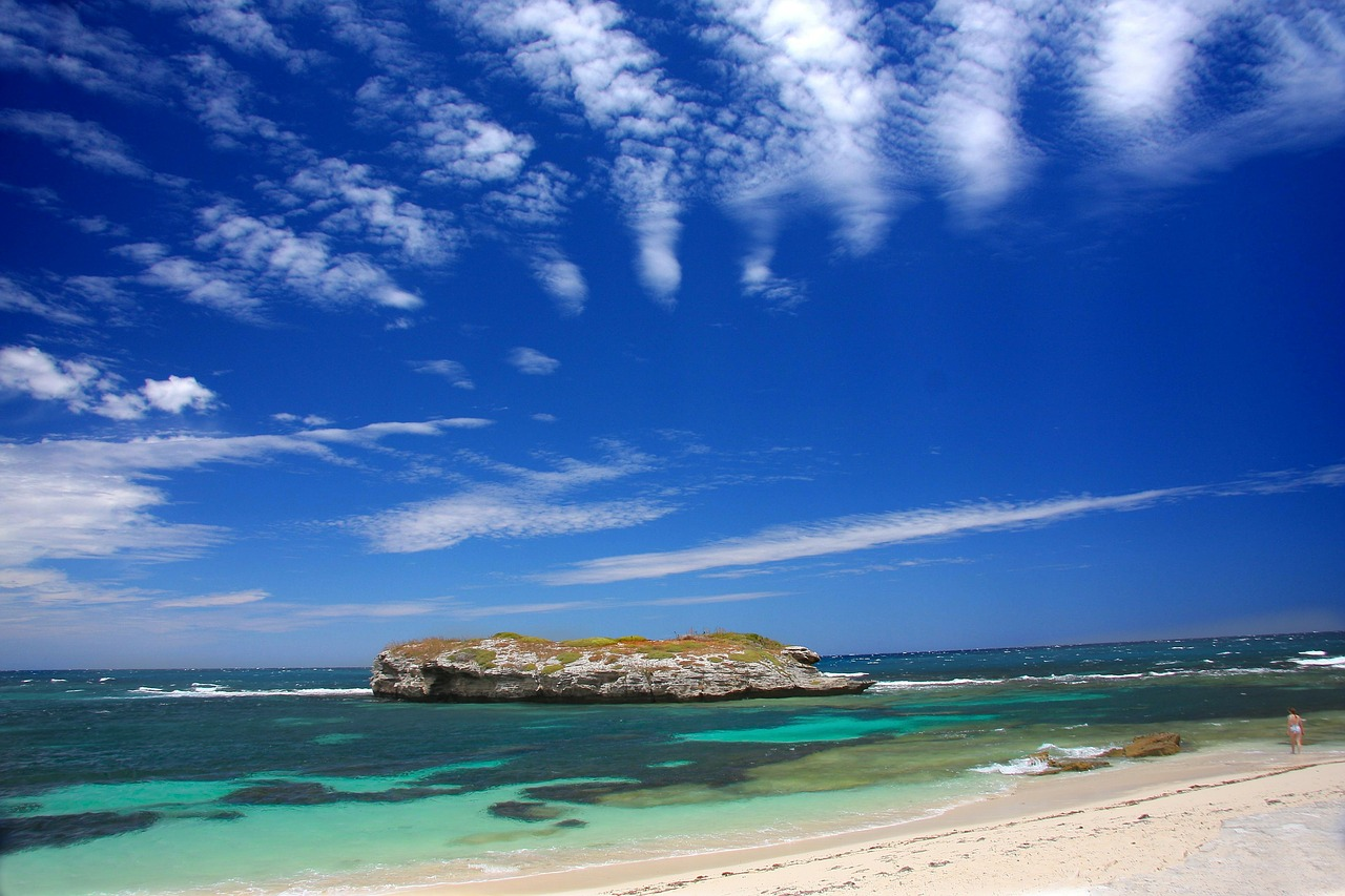 Blend fun fitness with an island vibe on Rottnest Island.