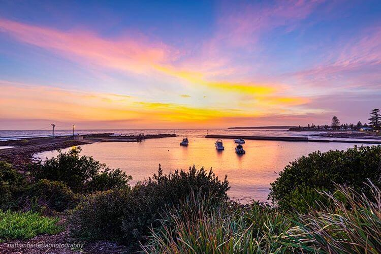 Shellharbour sunrise