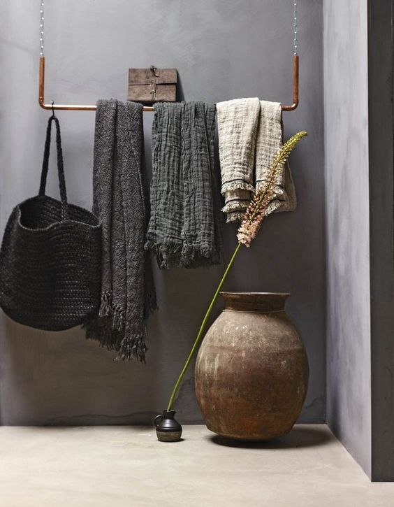 Grey is incredibly versatile as a base colour and accent colour alike.