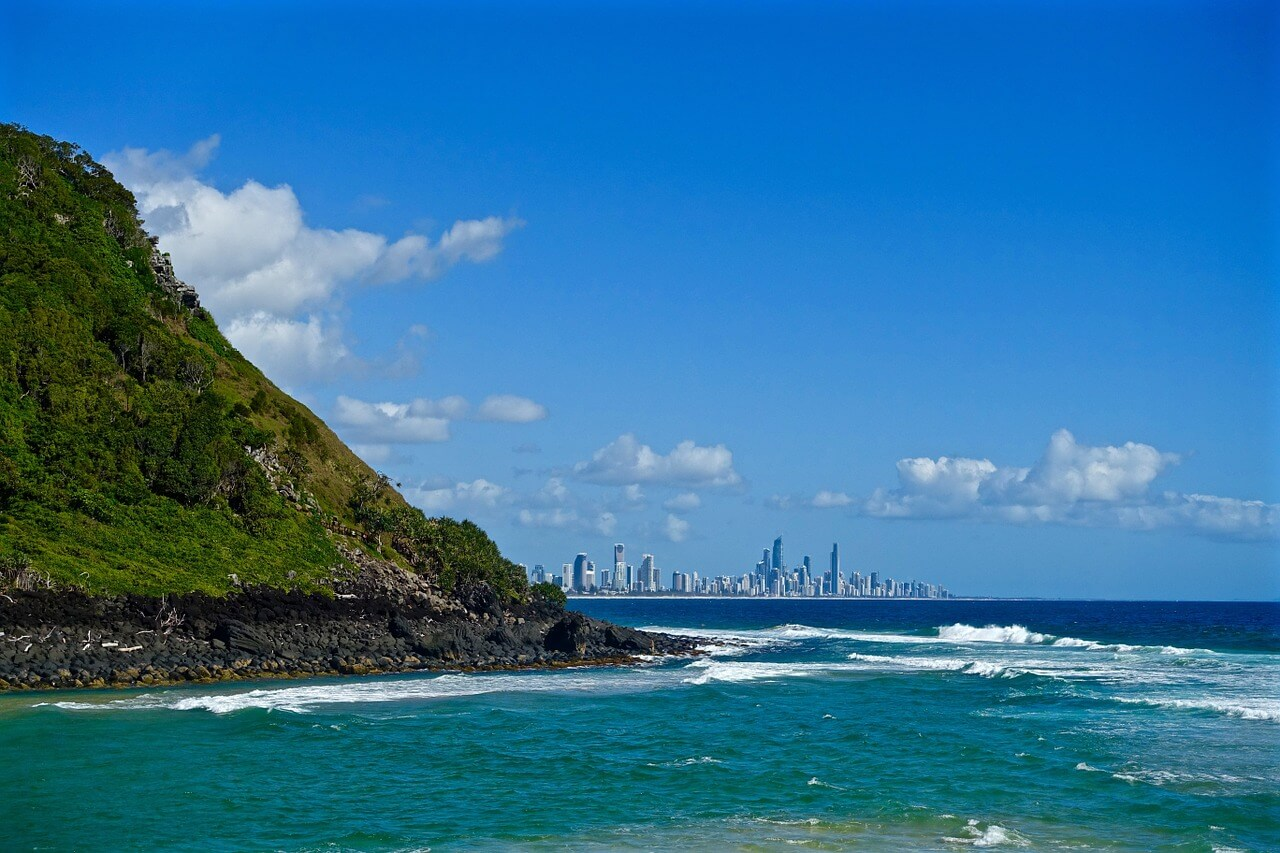 South East Queensland has relaxed, positive vibe