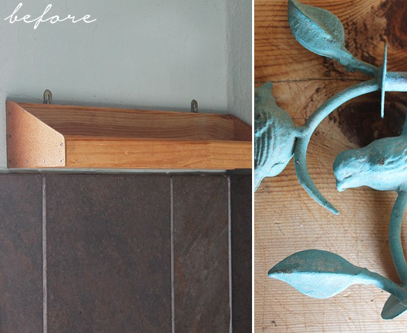 Update your spice rack as a small DIY project.