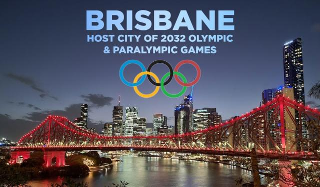 Brisbane Host of the 2032 Olympic Games