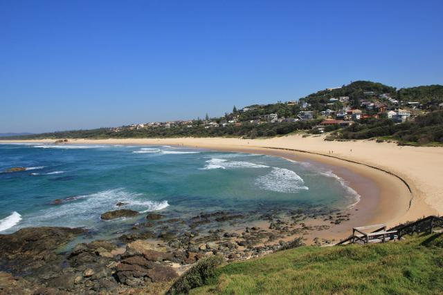 Port Macquarie offers a seaside lifestyle.