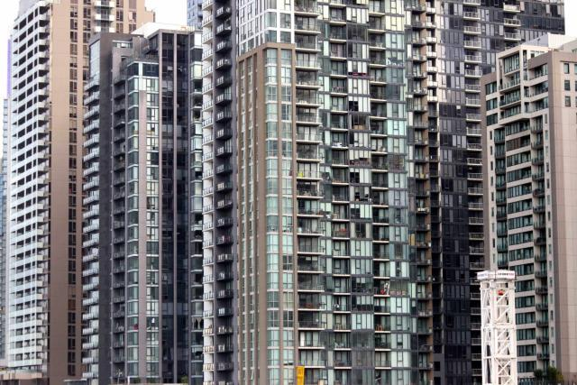 Apartments have not recovered from COVID slump