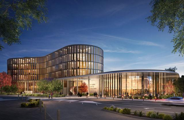 Penrith Panthers development project