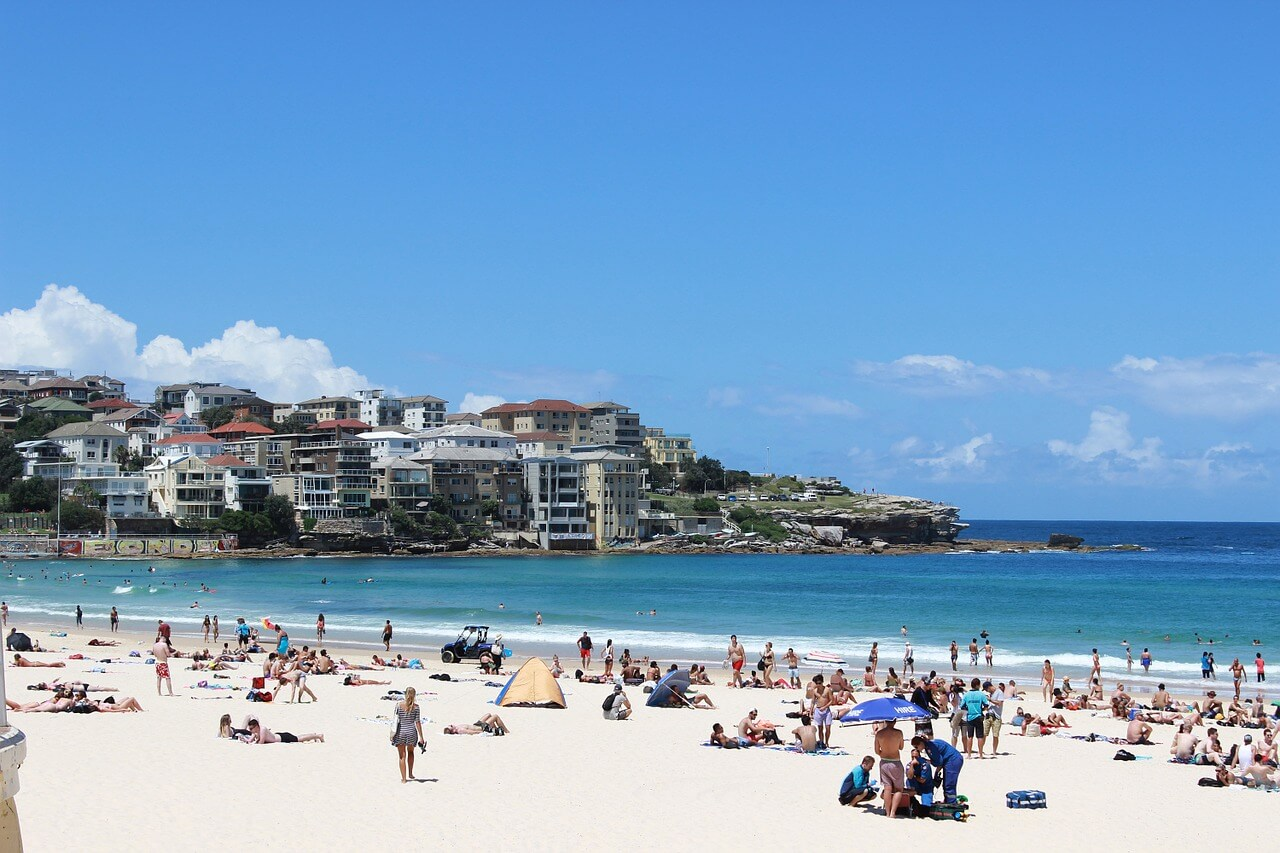 Sydney's one of the world's most liveable cities