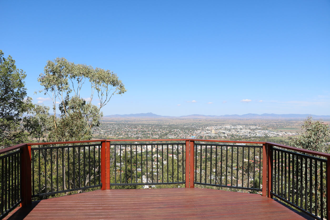 Tamworth is surrounded by national parks