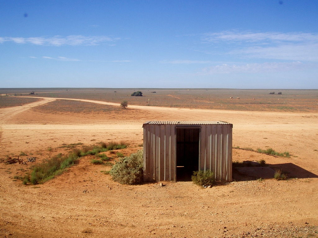 The Nullarbor Plain's expansive, treeless horizons enchant travellers.