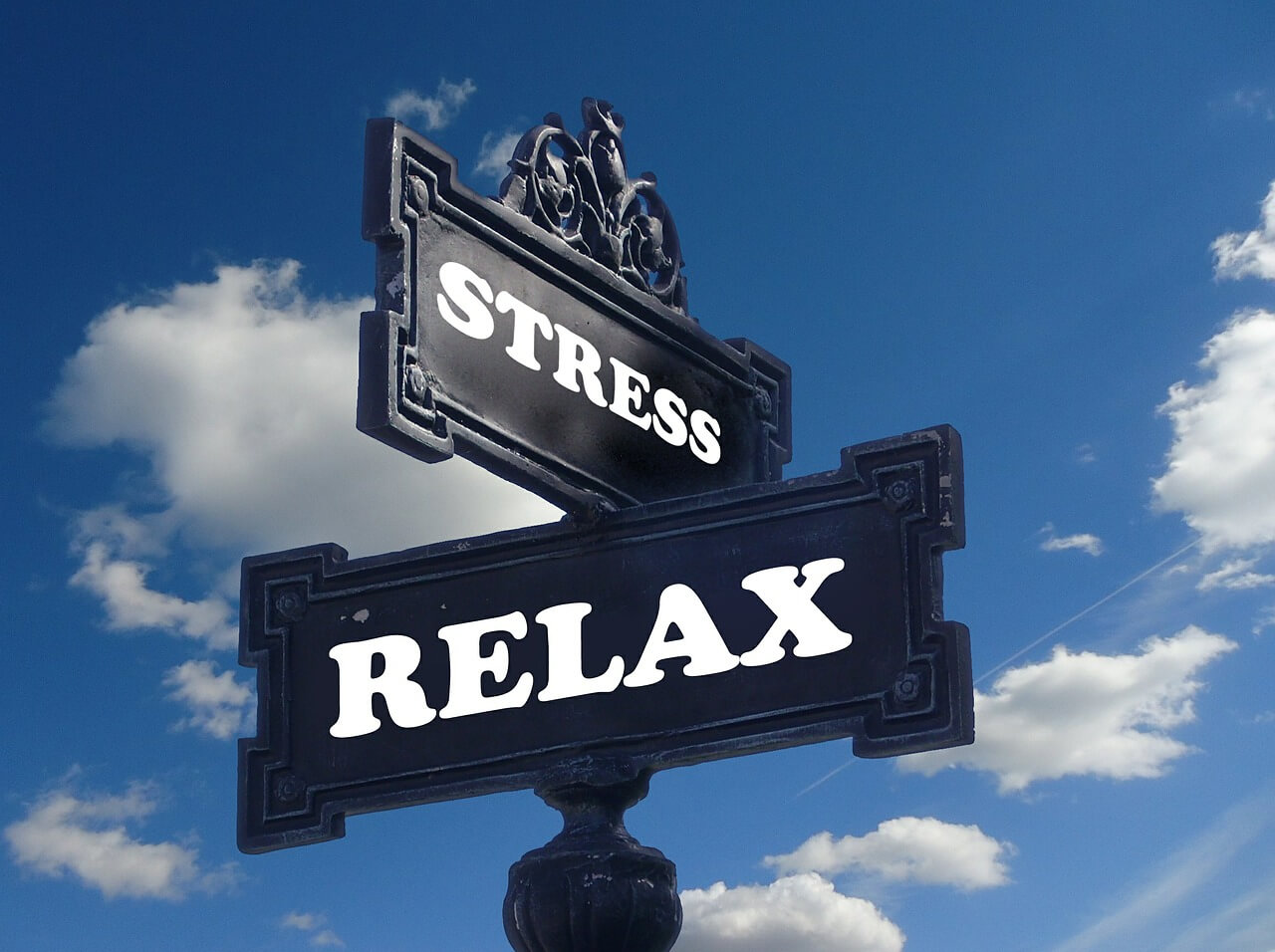 Try to relax & not stress out about owning a home