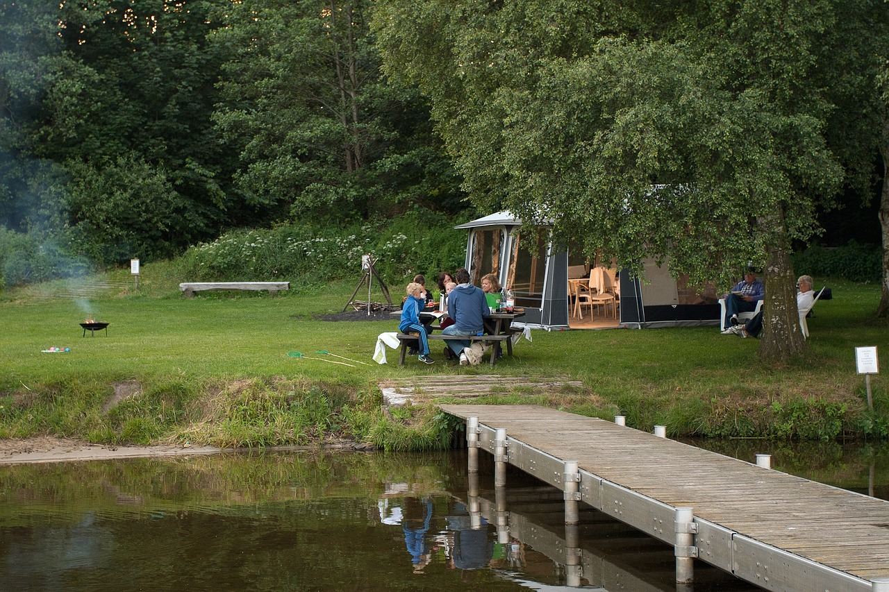 Glamping destinations put a whole new spin on campsites across the country.
