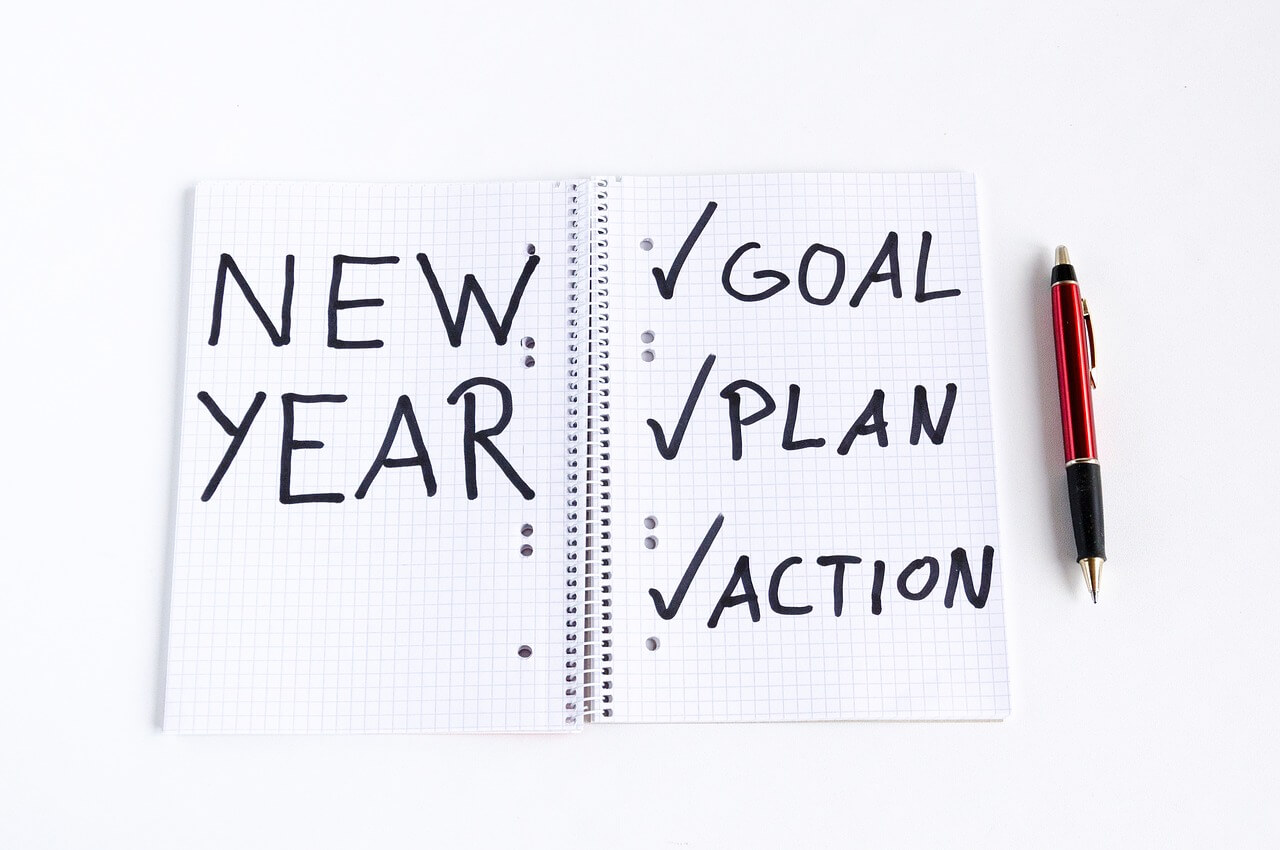 Clarify and write down your financial goals